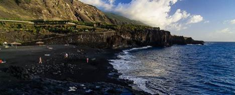 Charco Verde, Family beaches in La Palma